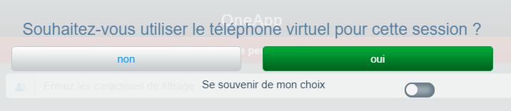 Accéder à OneApp
